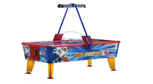 AIR HOCKEY GOLD 6 ft
